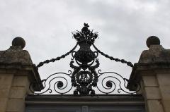 Hôtel de Chassey -  Template:Semur-en-Auxois, Côte d'Or, France