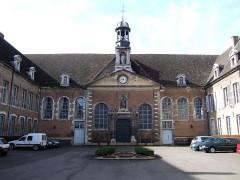 Hôtel-Dieu - English: Seurre, Burgundy, FRANCE