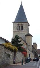 Eglise Notre-Dame - English: Talant, Burgundy, FRANCE