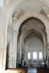 Eglise Saint-Florent - English:   The church Saint Florent et Saint Honoré, Til-Châtel, Burgundy, France