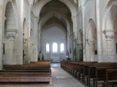 Eglise Saint-Florent - English: St. Florent Til Chatel, France Burgundy, cote d'or
