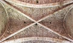 Collégiale de Thil (ruines) -  Butte de Thil, Vic-sous-Thil, Côte-d'Or, Bourgogne, France