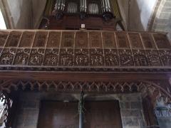 Eglise Saint-Germain d'Auxerre - English: Saint-Germain church of Vitteaux, Vitteaux,  Burgundy, FRANCE