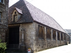 Halles - English: Vitteaux,  Burgundy, FRANCE