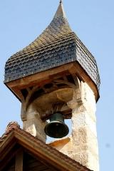 Chapelle Saint-Pierre - English: Little steeple - Saint Peter's chapel