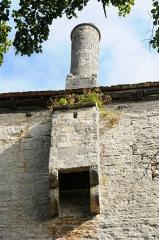 Château de Gamay - Esperanto: detalo de la kastelo de Gamay