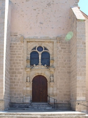 Eglise - Français:   Bitry (Nièvre, France) , Église Sainte-Foy