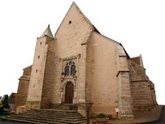 Eglise - Français:   Bitry (Nièvre, France); église