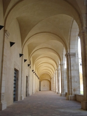 Ancien domaine prioral - Deutsch: La Charité-sur-Loire: Kreuzgang