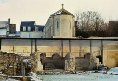 Eglise clunisienne Saint-Laurent -  Church in La Charité sur Loire