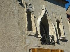 Eglise Saint-Pierre -  La Charité sur Loire,église place St Pierre