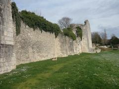 Remparts (restes) -  La Charité sur Loire,les Remparts
