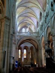 Eglise Saint-Martin (ancienne collégiale) - Clamecy - Collégiale Saint-Martin - Nef