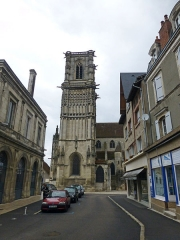 Eglise Saint-Martin (ancienne collégiale) - Collégiale Saint-Martin de Clamecy (Nièvre)