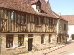 Maison à pans de bois - English: Maison a colombage
