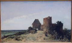 Château de Rosemont (ruines) -