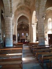 Eglise Saint-Julien - Français:   L\'église de Mars-sur-Allier