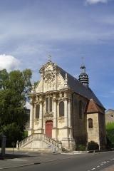 Couvent des Soeurs de la Charité -  La Chapelle St-Marie a Nevers