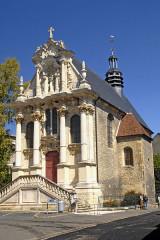 Couvent des Soeurs de la Charité - Deutsch: Nevers, Marienkapelle