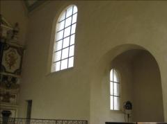 Couvent des Soeurs de la Charité - Français:   La chapelle Sainte-Marie, ou chapelle de la Visitation de la Sainte Vierge, faisait partie du monastère de la Visitation, dont les bâtiments furent construits de 1623 à 1634.