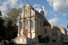 Couvent des Soeurs de la Charité - Deutsch: Nevers: Chapelle Sainte-Marie