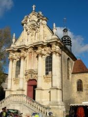 Couvent des Soeurs de la Charité - Français:   Chapelle Sainte-Marie à Nevers