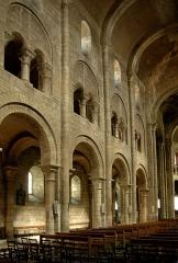 Eglise Saint-Etienne - Deutsch: St.-Etienne Nevers, nördl. Scheidewand