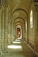 Eglise Saint-Etienne - Deutsch: St.-Etienne Nevers, südl. Seitenschiff