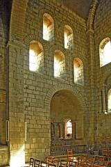 Eglise Saint-Etienne - Deutsch: St.-Etienne Nevers, südl. Querhausarm