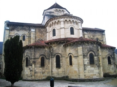 Eglise Saint-Etienne -  Berry Nevers Eglise Saint-Etienne Chevet 07072010