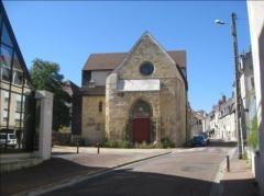 Ancienne église Notre-Dame dite église Saint-Genest - Français:   Ancienne Eglise Notre-Dame, nommée par la suite \
