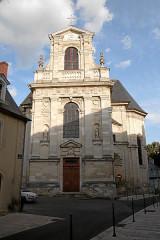 Eglise Saint-Pierre - Deutsch: Nevers: Eglise Saint-Pierre
