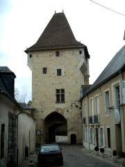 Porte du Croux -