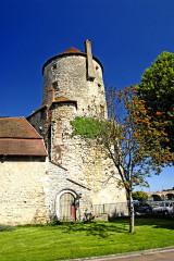 Tour de Cuffy dite tour Goguin - Deutsch: Nevers, Tour Goguin
