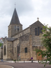 Eglise Saint-Pierre -  Church of Saint-Pierre-le-Moûtier (Nièvre)