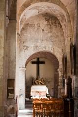 Eglise Saint-Pierre -  Collatéral sud, 12° s.
