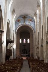 Eglise Saint-Pierre -  Vaisseau de la nef.