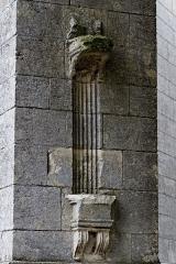 Eglise -  L'église Saint Symphorien de Suilly-la-Tour dans la Nièvre.