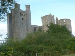 Château de Passy-les-Tours (restes) -  Passy les Tours
