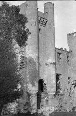 Château de Passy-les-Tours (restes) - Deutsch: Ruine von Passy-les-Tours, Frankreich