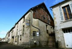 Moulin de Maupertuis - Français:   Façade - Moulin de Maupertuis - copyright Studio B