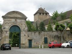 Ancien évêché - English: Autun (Saône-et-Loire, Bourgogne, France). Ancien évêché.