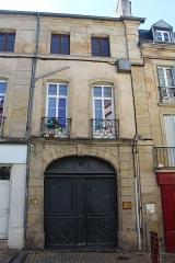 Hôtel de Chevannes - Français:   Hôtel de Chevannes ou de Morey, Autun.