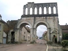 Porte d'Arroux -  Bourgogne Autun Porte Arroux 17072009