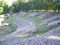Théatre romain -  Amfitheater Autun