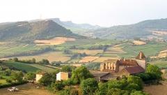 Château des Moines de Cluny -  Berzé-La-Ville - La Chapelle Des Moines
