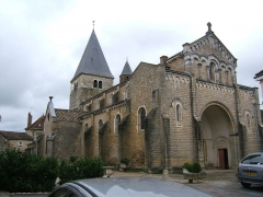 Eglise -  Buxy, Saint-Germain-d'Auxerre