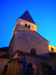 Eglise - English: church of Buxy (Bourgogne)
