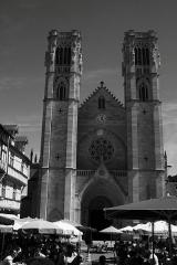 Cathédrale Saint-Vincent -  Cathédrale Saint-Vincent de Chalon-sur-Saône