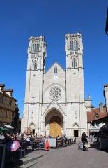 Cathédrale Saint-Vincent - Cathédrale Saint-Vincent, Chalon-sur-Saône.